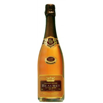 Beaumet Champagne Brut Rosé - FRA