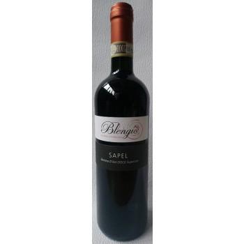 Blengio-Sapel-Barbera d'Asti Superiore-Piemonte-Italie