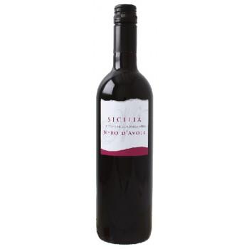 Nero d'Avola-Botter-Sicilia IGT