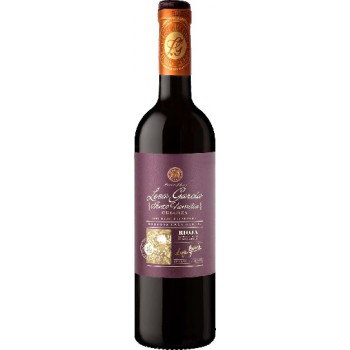 Leza Garcia  - Rioja - Crianza - Spanje