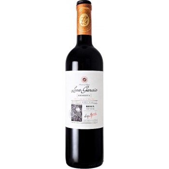 Leza Garcia  - Rioja - Reserva - Spanje