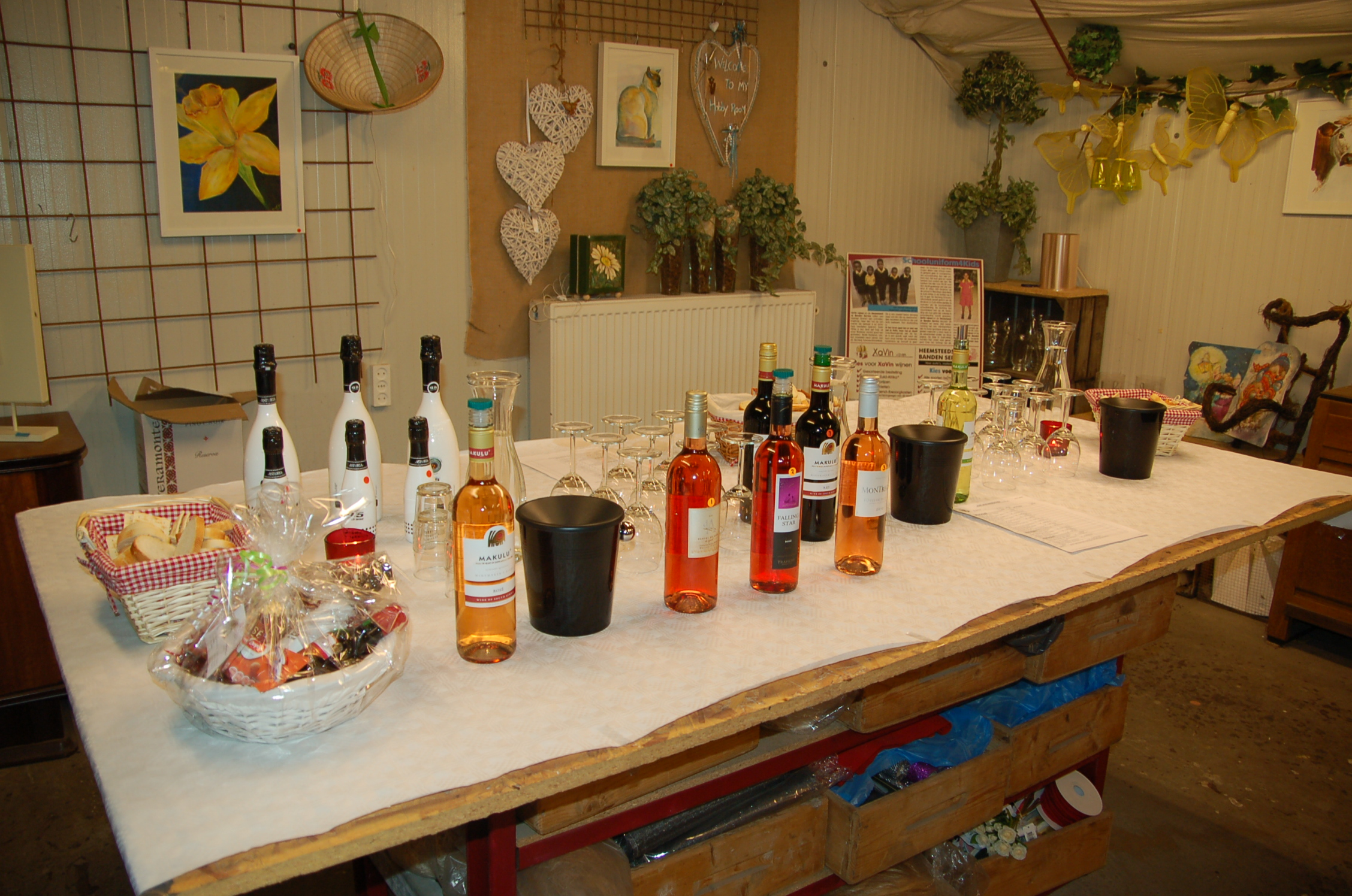 wijnproeverij 25112012